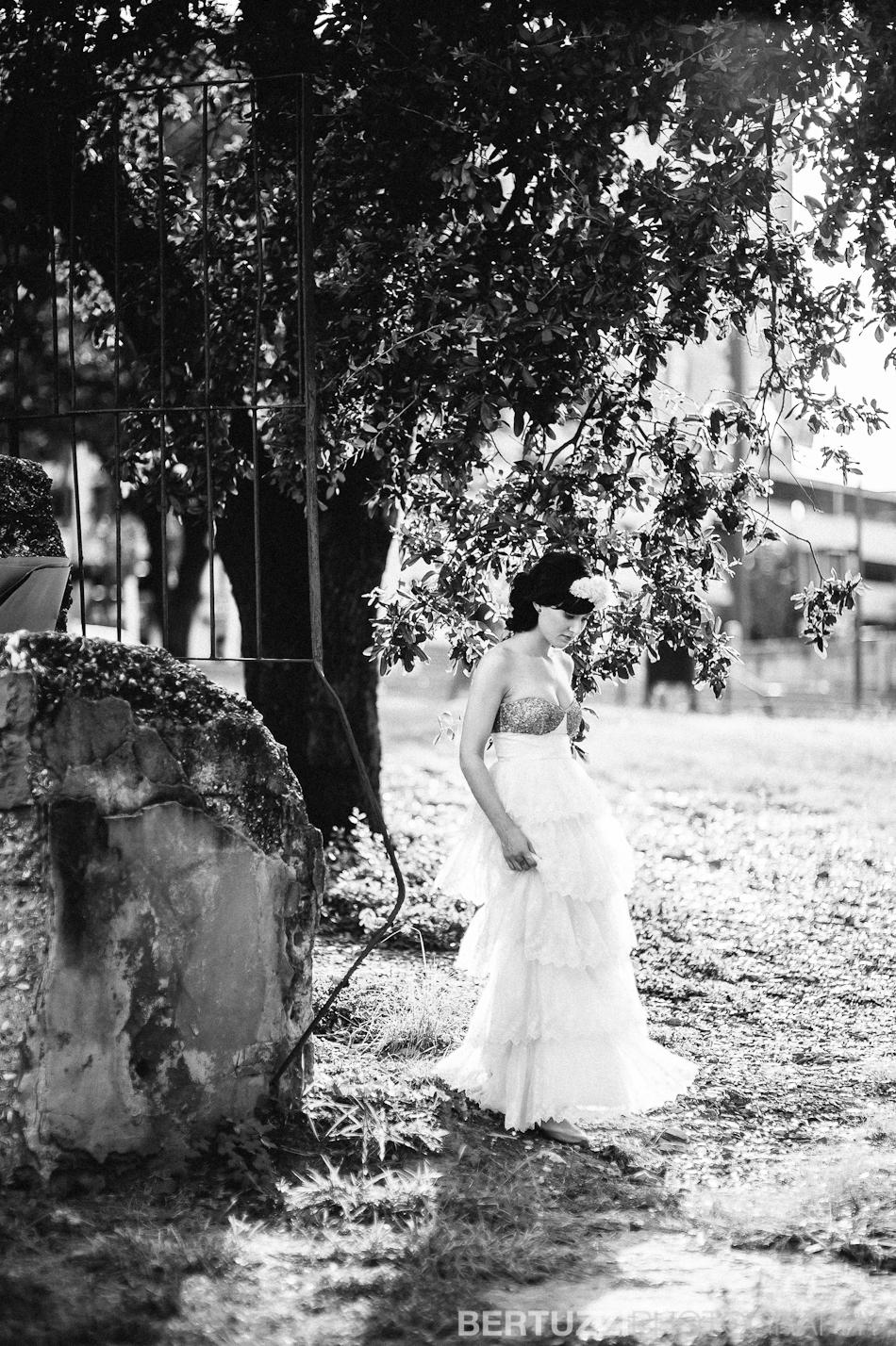 Houston Bridal Portraits