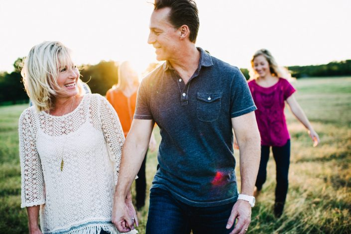 Lifestyle Family Photography // The VanMeter Family